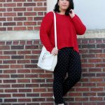Red Knit Pop