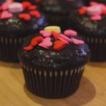 Insanely Moist Chocolate Cupcakes + Easy Cocoa Frosting